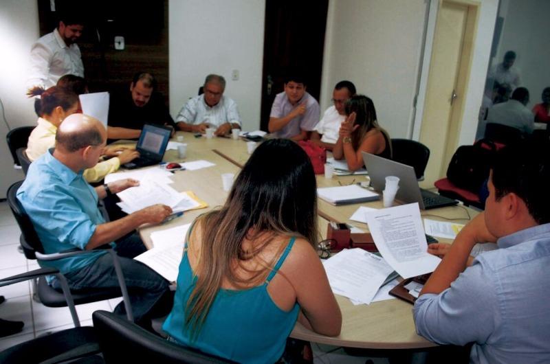 Equipes de trabalho reúnem-se e iniciam transição em São José de Ribamar