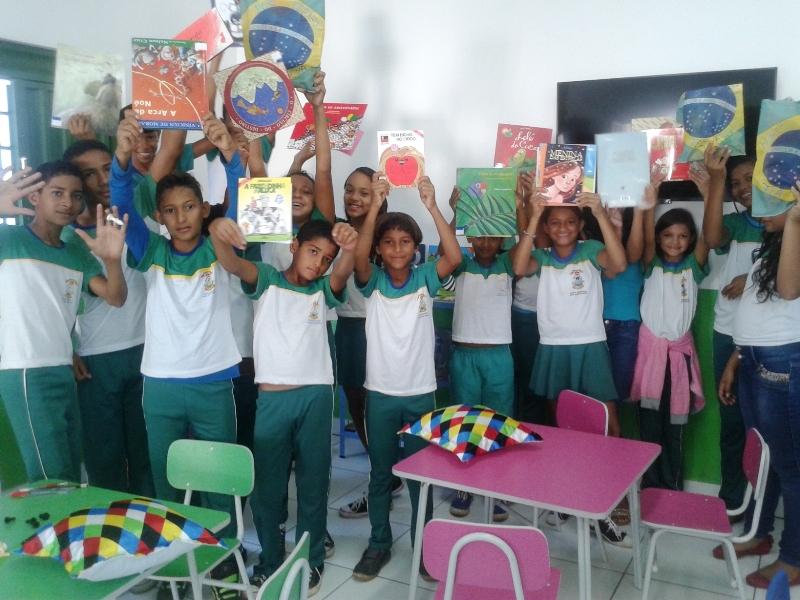 Biblioteca da zona rural de Imperatriz é finalista em prêmio nacional