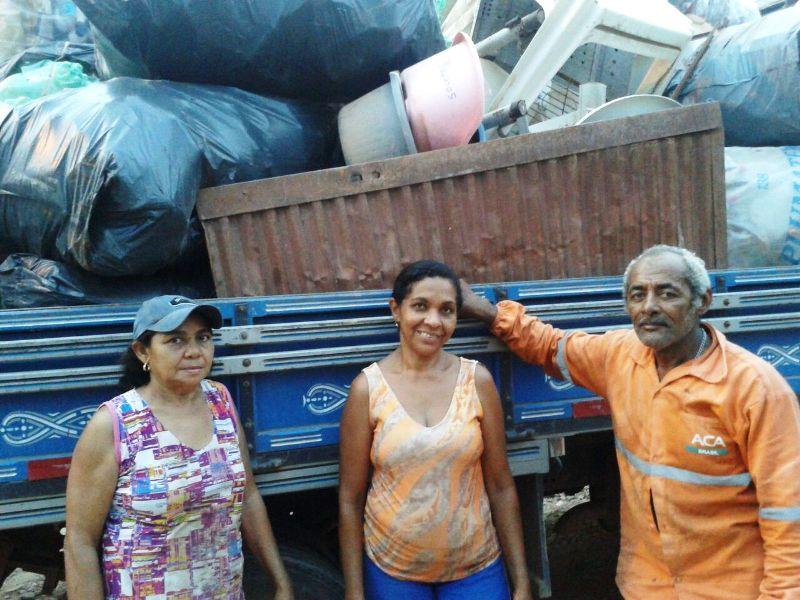 Prefeitura mantém ações para promover a coleta seletiva em Imperatriz
