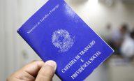 Brasil cria 61.188 novos empregos com carteira assinada