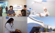 Gil Cutrim destaca avanços na saúde de São José de Ribamar