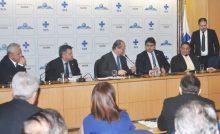 Ministro da Saúde garante a prefeitos rever questão da per capita no MA