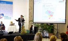 Flávio Dino faz palestra sobre oportunidades de investimentos no MA em evento do Rotary