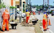 Prefeitura de São Luís prossegue com serviço de capina e roçagem em avenidas da capital
