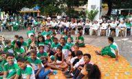 """Escolas municipais participam de programação do """"18 de maio"""""""