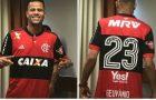 Flamengo anuncia contratação de Geuvânio