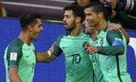 Cristiano marca, Portugal vence Rússia em Moscou e embola Grupo A