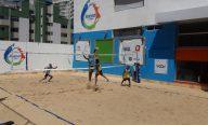 13 duplas participam da etapa do torneio de Vôlei de Areia em São Luís