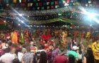 Multidão é arrastada em cortejo pelo Boi de Axixá
