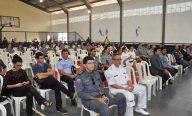 Diretoria de Saúde e Promoção Social da PM homenageia parceiros e policiais em formatura