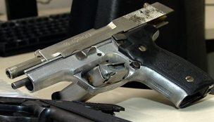 3º BPM Apreende arma de fogo e motocicleta roubada