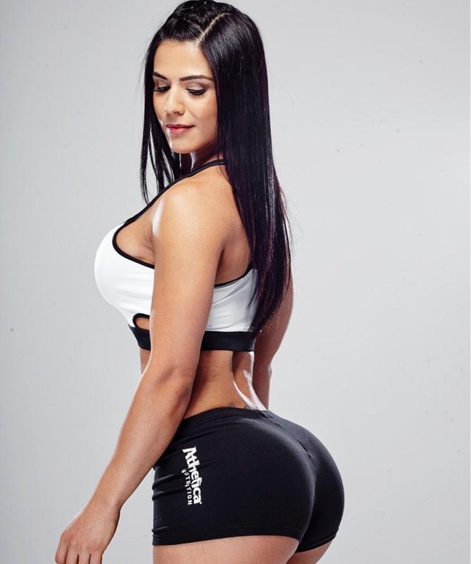 Eva Andressa diet, workout routine