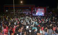 """Após cinco cidades, mais de 10 mil pessoas já participaram do """"Mais Cultura e Turismo Teatro"""""""