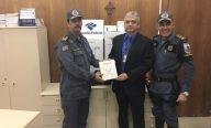 Polícia Militar do Maranhão recebe doação de drones pela Receita Federal