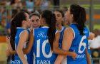 Reino Infantil mantém tradição no Voleibol e se classifica para as finais