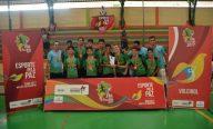 Voleibol masculino do Adonai COC, de Açailândia, é o campeão dos JEMs 2017