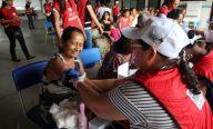 Mais Saúde leva mais de 15 serviços à comunidade da Vila Embratel e bairros vizinhos