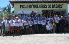 Governo está beneficiando 32 mulheres, do Clube de Mães no Olho D'Água dos Guaribas, Itapecuru Mirim
