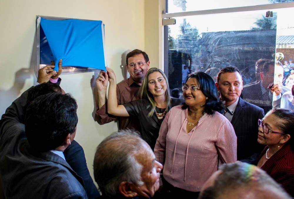 Resultado de imagem para Nova sede da Câmara da Raposa é inaugurada.
