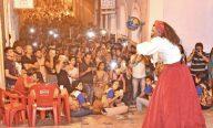 Passeio Serenata movimenta Centro Histórico com personagens históricos