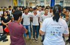 Projeto informa alunos da cidade de Raposa sobre passos para carteira de habilitação