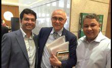 Honorato participa de lançamento da plataforma PO Brasil que o Povo Quer
