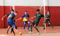 Pio XI goleia o Josué Montello por 4 a 1 na estreia do Futsal dos JEMs
