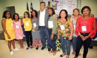 """""""Temos uma visão de priorizar o social"""", diz Flávio Dino em seminário com mulheres rurais"""