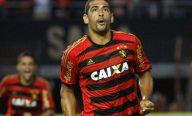 Diego Souza pede ajuda da torcida do Sport contra o Santos