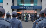 Polícia Militar do Maranhão comemora o Dia da Bandeira