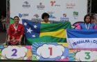 Maranhão conquista medalha de prata no atletismo das Paralimpíadas 2017