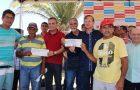 Governo entrega ração a piscicultores de São José de Ribamar