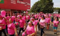 Mobilização do câncer de mama tem resultado positivo em Imperatriz