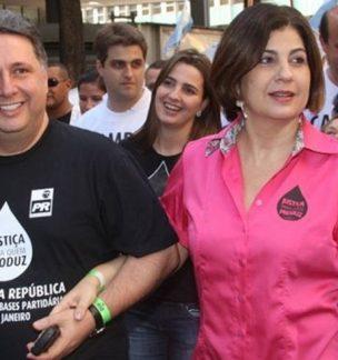 Casal Anthony Garotinho e Rosinha Matheus são presos no RJ