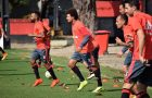 Conmebol realiza antidoping surpresa antes de treino do Flamengo