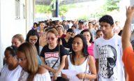 Mais de 38 mil candidatos realizam provas do Concurso da Saúde