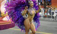 """Priscila Santtana mantém posto de """"Musa Mais Sarada do Carnaval"""""""