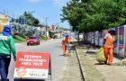Prefeitura intensifica serviços de capina e roçagem em avenidas e bairros da capital