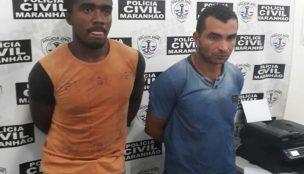 Assaltantes de agência dos correios fazem reféns e são presos em Matinha