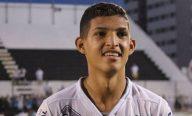 Corinthians anuncia centroavante Matheus por cinco temporadas