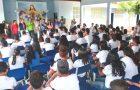 Governo vistoria escolas de Araioses e dialoga com comunidade do município