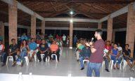 Gil Cutrim participa de encontros em 12 municípios das regiões do Munim, Lençóis e Baixo Parnaíba