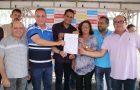Luis Fernando assina Ordem de Serviço para a reconstrução do Parque da Campina