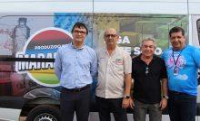 Governo vistoria obras de revitalização do Distrito Industrial de São Luís