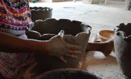 Exposição apresenta produção ceramista  no Quilombo de Itamatatiua, em Alcântara