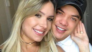 """Wesley Safadão defende esposa ao ver comentário de fã sobre Thyane ter """"destruído uma família"""""""