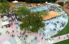 """""""É a realização de um sonho"""", diz moradora sobre Parque Centenário de Balsas entregue por Flávio Dino"""