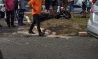 Motociclista morre após choque com carro no Araçagi