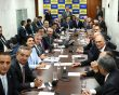 Alckmin se reúne com bancada tucana na Câmara dos Deputados