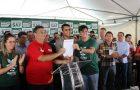 Governador Flávio Dino anuncia investimentos em infraestrutura para a região sul